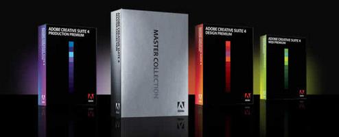 Adobe CS4 Now Shipping 1