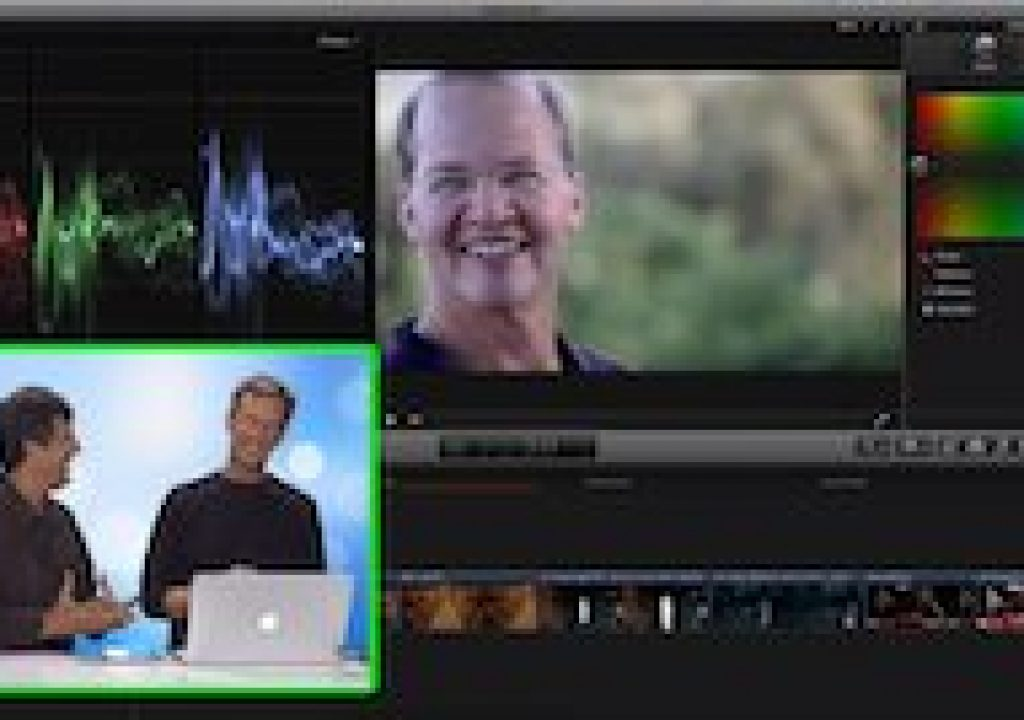 Toggling Corrections in Final Cut Pro X 1