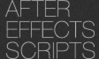 AEScripts.com revamped as a comprehensive script destination site