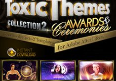 All-New Premium Animation Templates A Perfect Match For Awards & Ceremonies