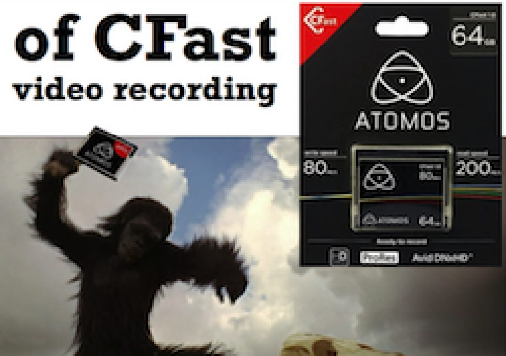 The dawn of CFast video recording 13