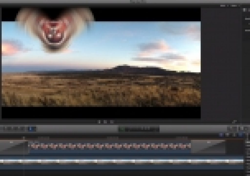 Animating with transitions in Final Cut Pro X 1