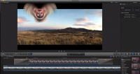 Animating with transitions in Final Cut Pro X 7