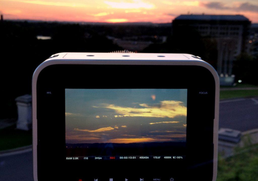 Blackmagic Cinema Camera In The Field 7