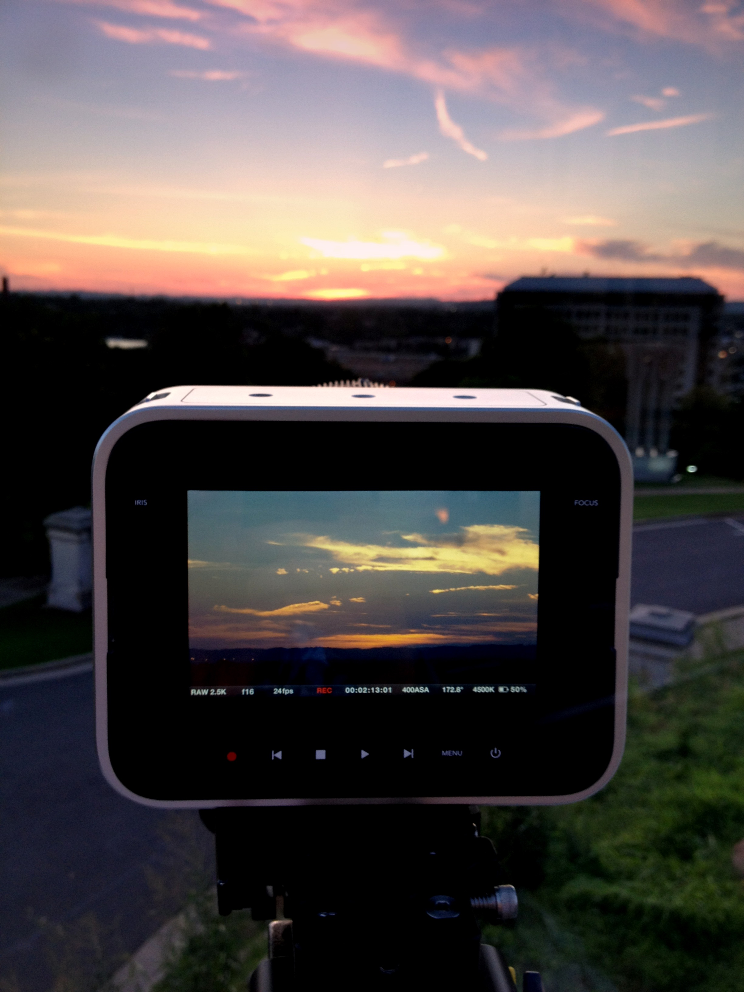 Blackmagic Cinema Camera In The Field 5