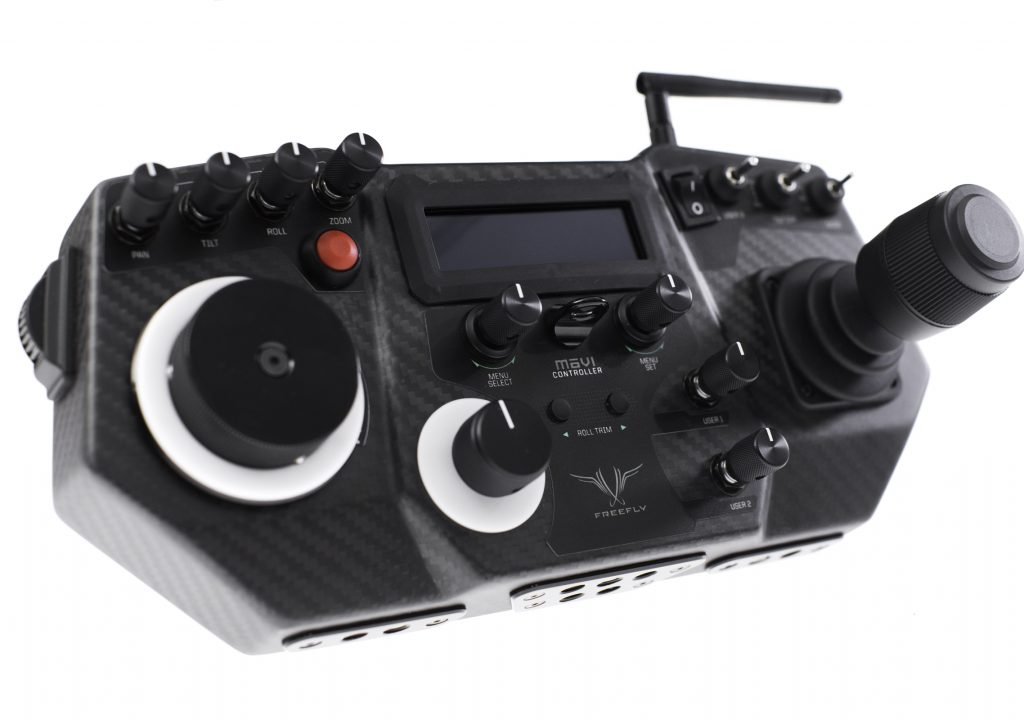 Freefly Systems' New MōVI Controller Now Shipping 3