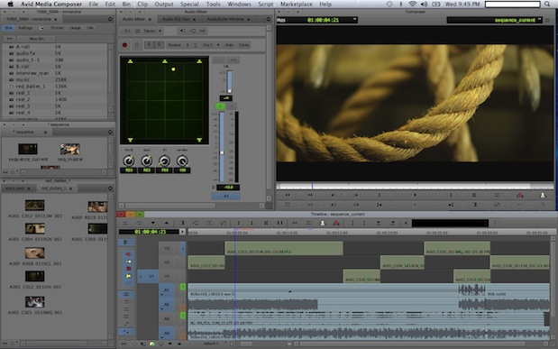 Avid Media Composer 6 is announced and it's moving into the future 1