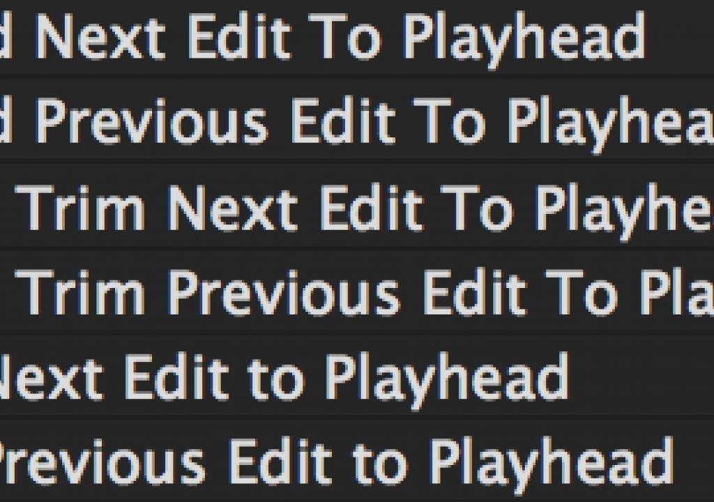 Day 9 #28daysofquicktips - Trim to Playhead in Adobe Premiere Pro 5