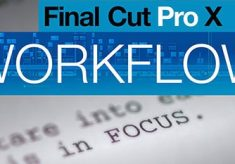 Final Cut Pro X Workflow: The Book … Read about FCPX's first Hollywood Feature Film Edit