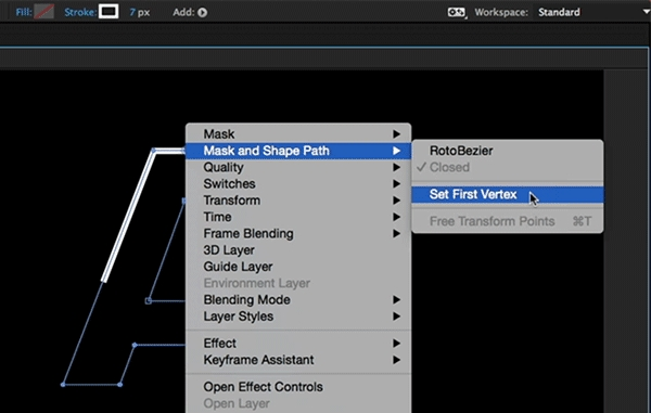 After Effects Hidden Gems: Set First Vertex by Chris and Trish Meyer