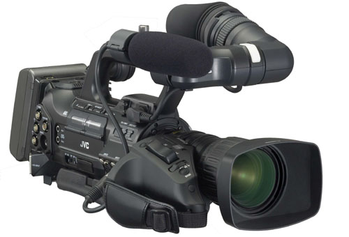 New Feature on JVC GY-HM700 Allows for .MP4 Recording 1