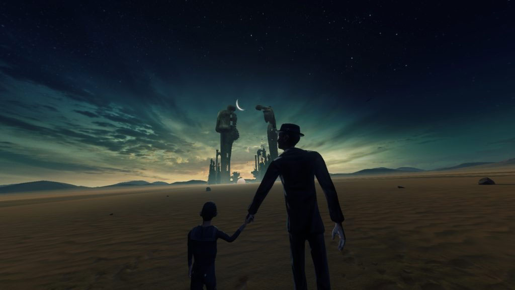 Dreams of Dalí a surrealist VR experience