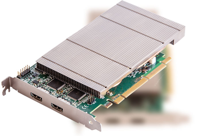 Datapath launch new 'ultimate dual 4K' capture card