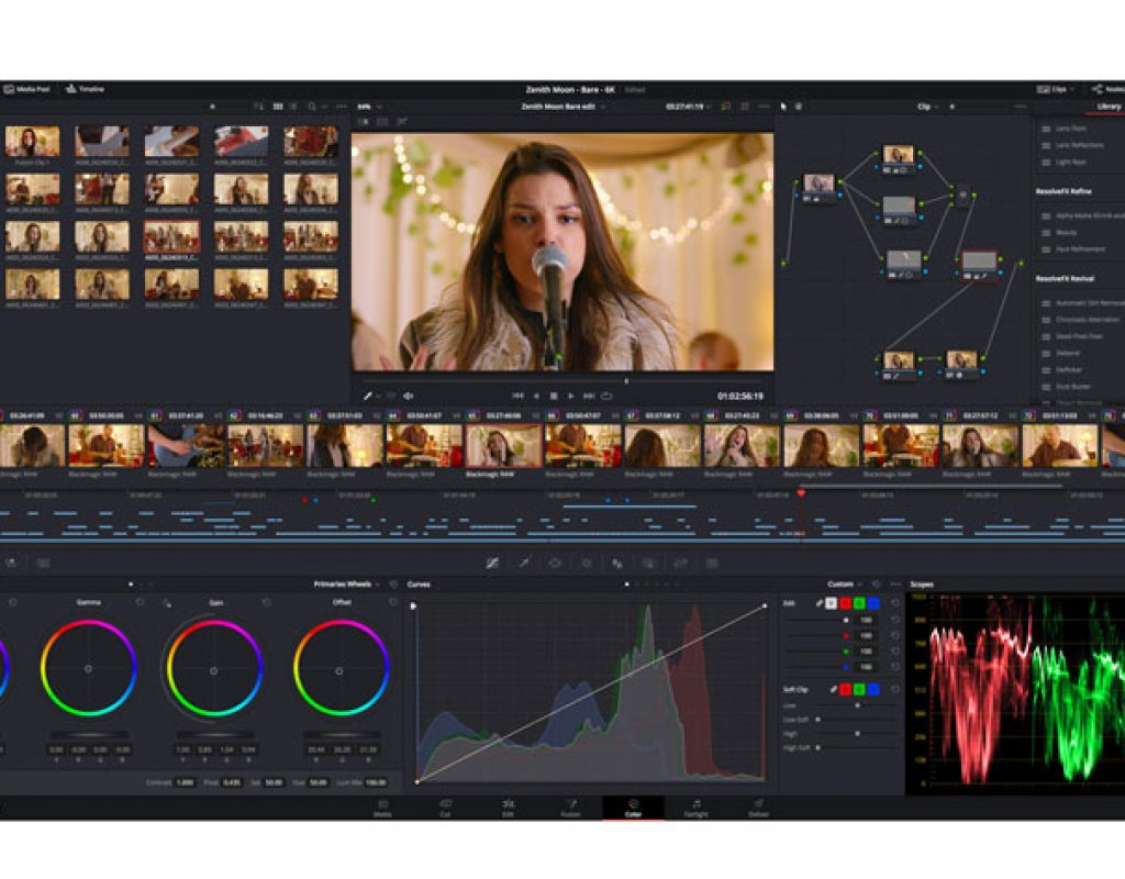 Blackmagic Design announces DaVinci Resolve 16.2 and Blackmagic RAW 1.7