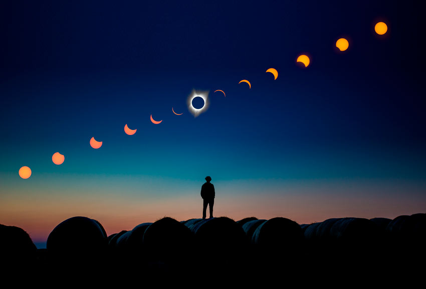 The Sun & Moon: Artistry of the 2017 Solar Eclipse 17