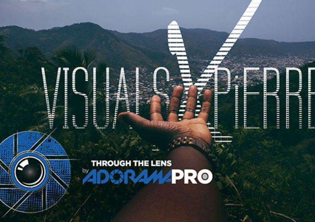 Through The Lens - Ep. 06: @visualsbypierre 1