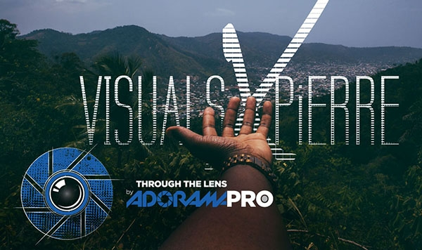 Through The Lens - Ep. 06: @visualsbypierre 6