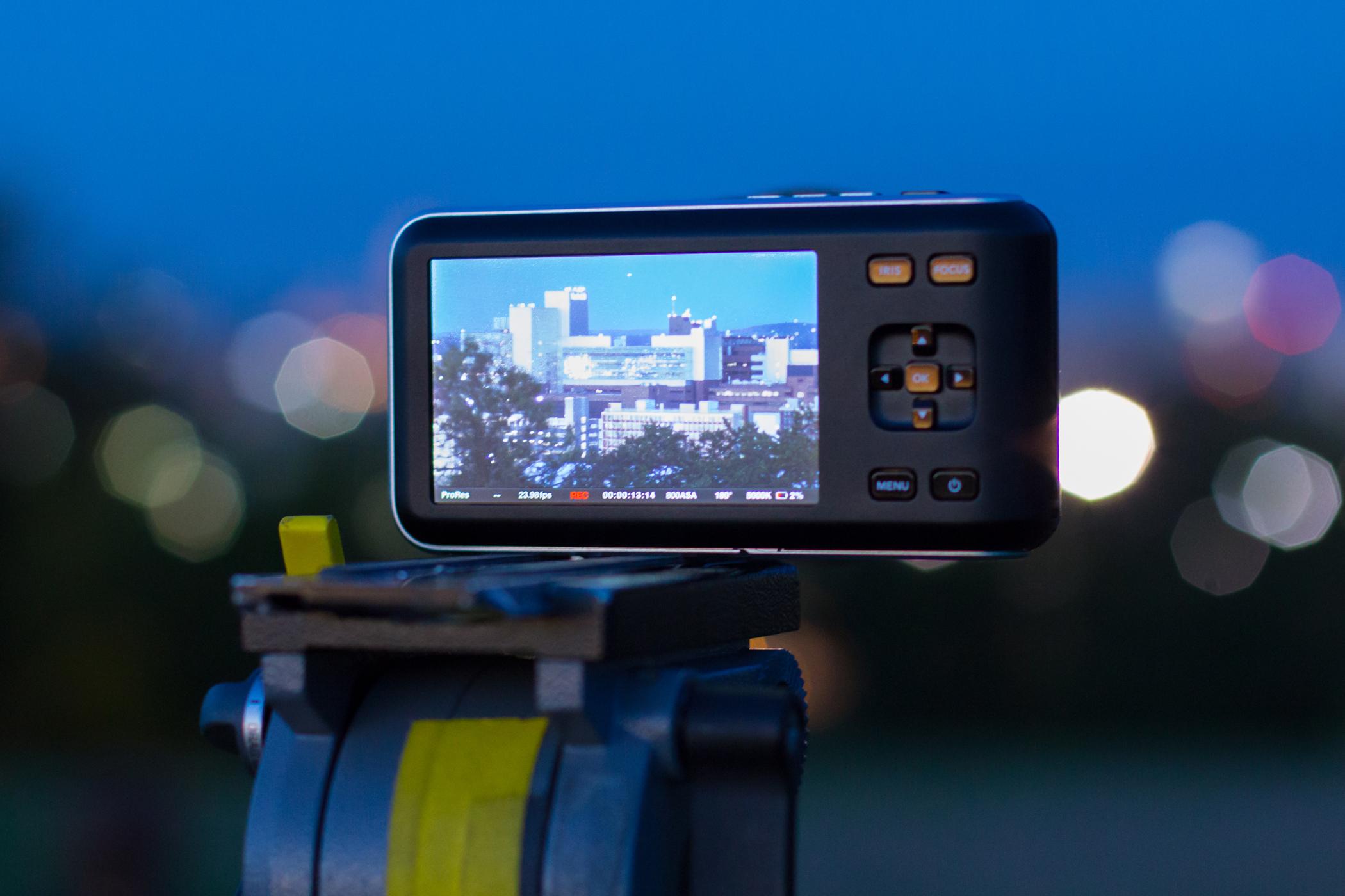 Blackmagic Pocket Camera's RAW Potential Released 1