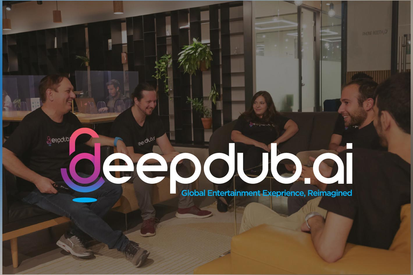deepdub: how to localize content at the click of a button