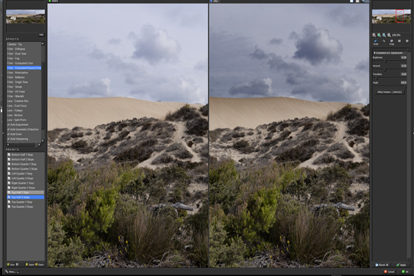 Lens Effects: UV Haze, ND and Polarizer by Jose Antunes