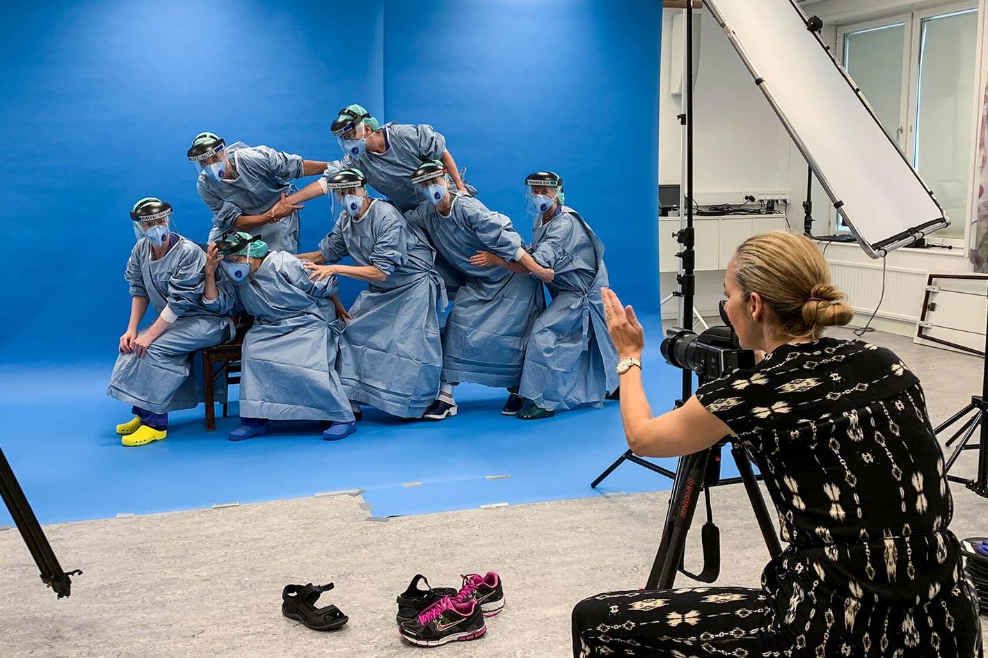 Cooper & Gorfer's Delirium: using art to capture a pandemic