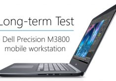 Long Term Test: Dell Precision M3800 laptop
