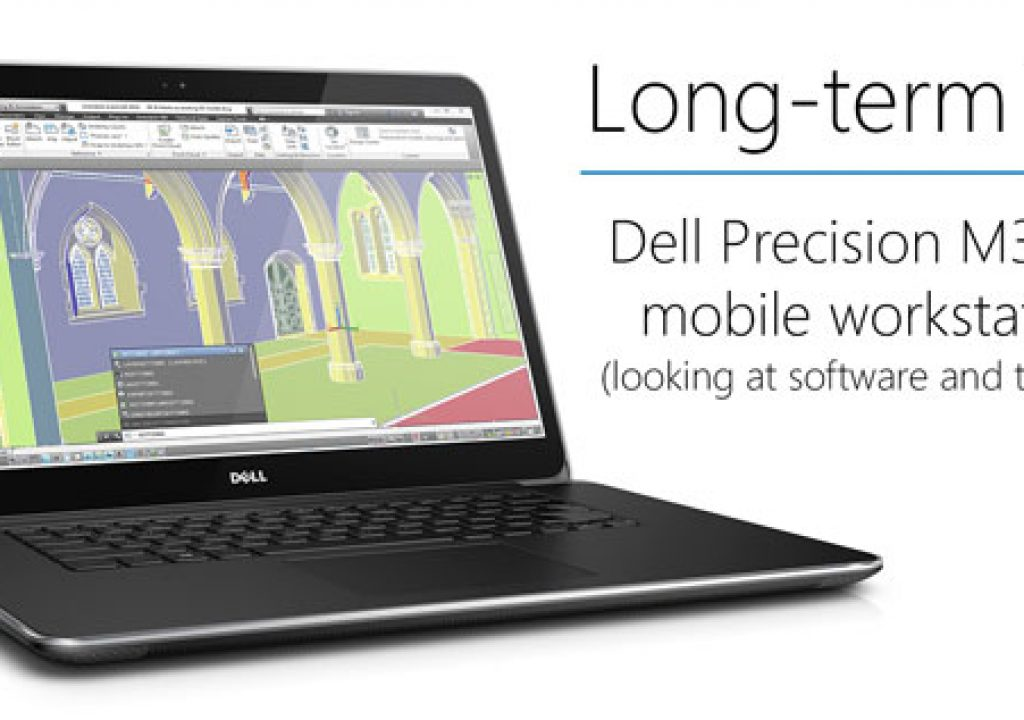 Long Term Test continues: Dell Precision M3800 - software