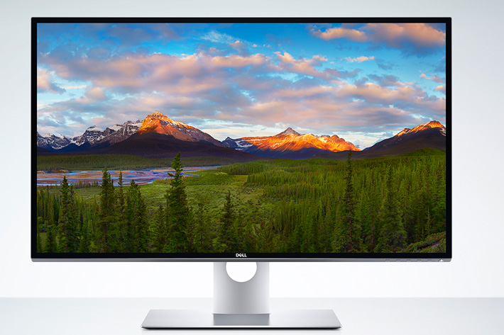 Dell: the world's first 32-inch 8K monitor