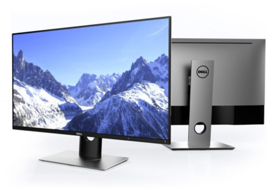 Dell's first OLED monitor at CES 2016 1