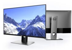Dell's first OLED monitor at CES 2016