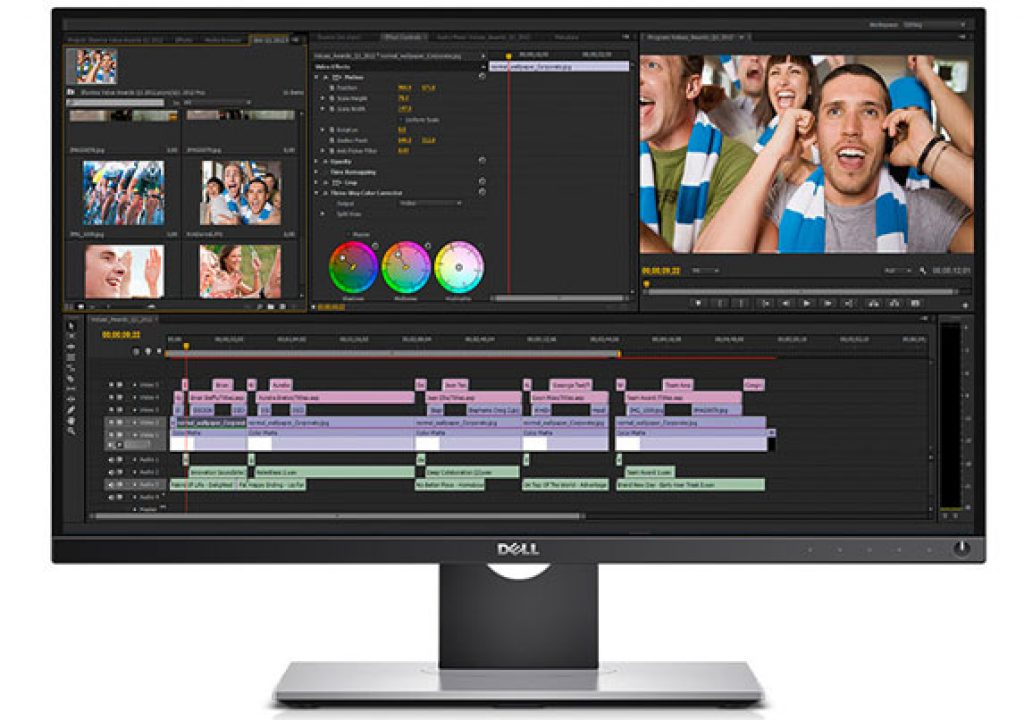 New Dell monitors for video editors 1