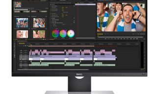 New Dell monitors for video editors