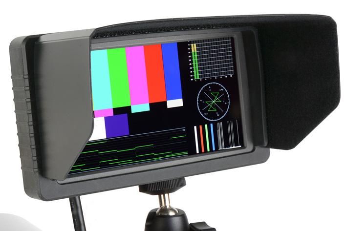 Delvcam 5.5 inch monitor for DSLRs