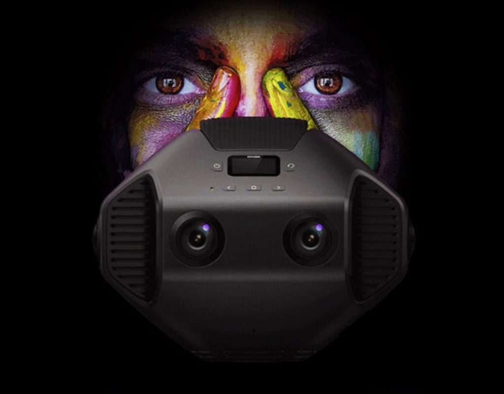 Detu MAX: world's first 3D 8K 360 VR camera with AI