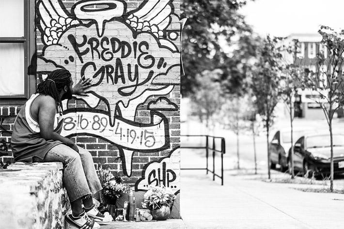 Devin Allen's new book: A Beautiful Ghetto