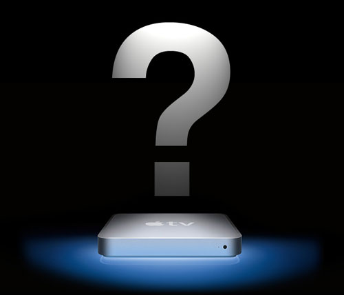 AppleTV Take 2: New Software, Same Hardware 1