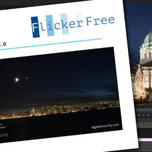 Digital Anarchy releases Flicker Free 2.0