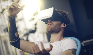Virtual Reality: Dirac Research crosses the final frontier
