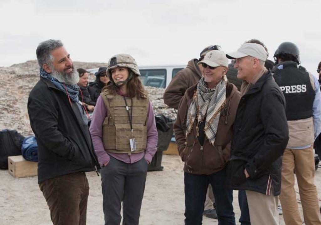 """Whiskey Tango Foxtrot"" co-director Glenn Ficarra on editing 1"