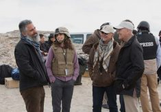 """Whiskey Tango Foxtrot"" co-director Glenn Ficarra on editing"