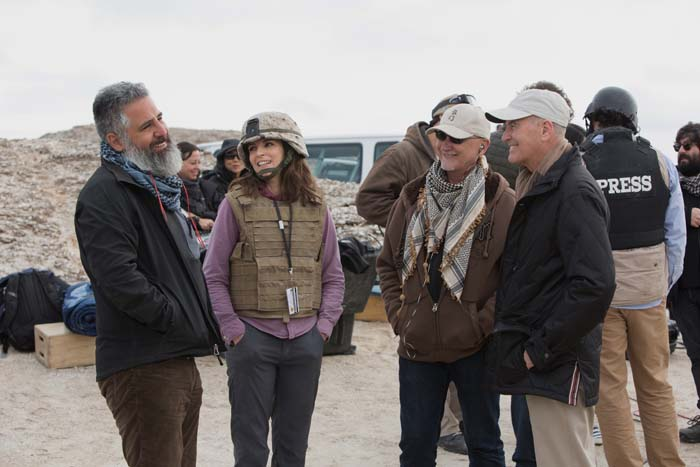 """Whiskey Tango Foxtrot"" co-director Glenn Ficarra on editing 2"