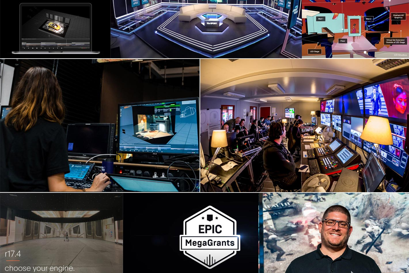 Pushing the boundaries in remote and Virtual Production