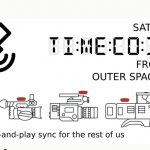 DISH: timecode sync uses satellite dishes