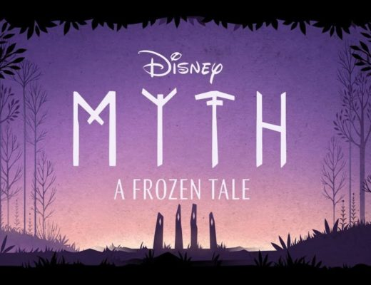Disney's Myth: A Frozen Tale is VR Film of the Year