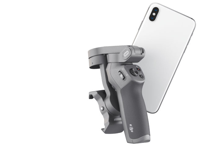 Osmo Mobile 3: a foldable smartphone stabilizer from DJI