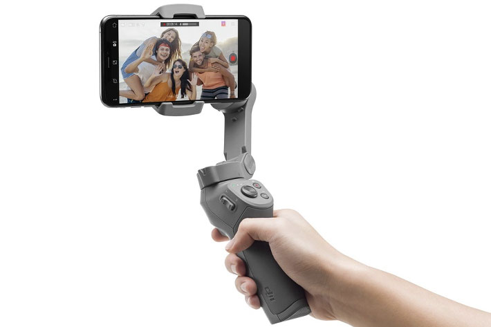 Osmo Mobile 3: a travel-friendly foldable smartphone stabilizer from DJI 7