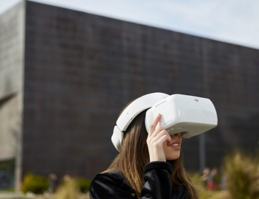 DJI announces DJI Goggles