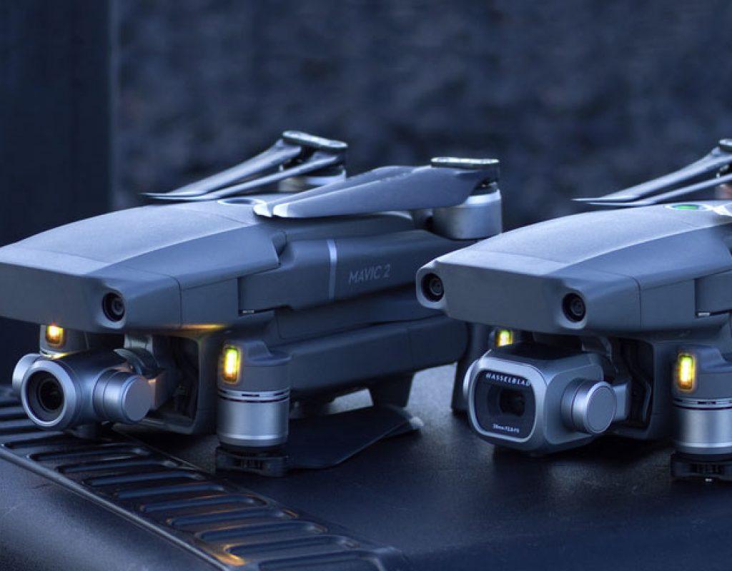 DJI Mavic 2 Pro and Mavic 2 Zoom: a new era for camera drones