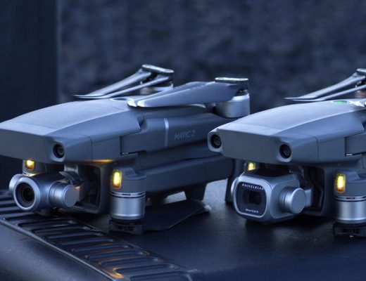 DJI Mavic 2 Pro and Mavic 2 Zoom: a new era for camera drones