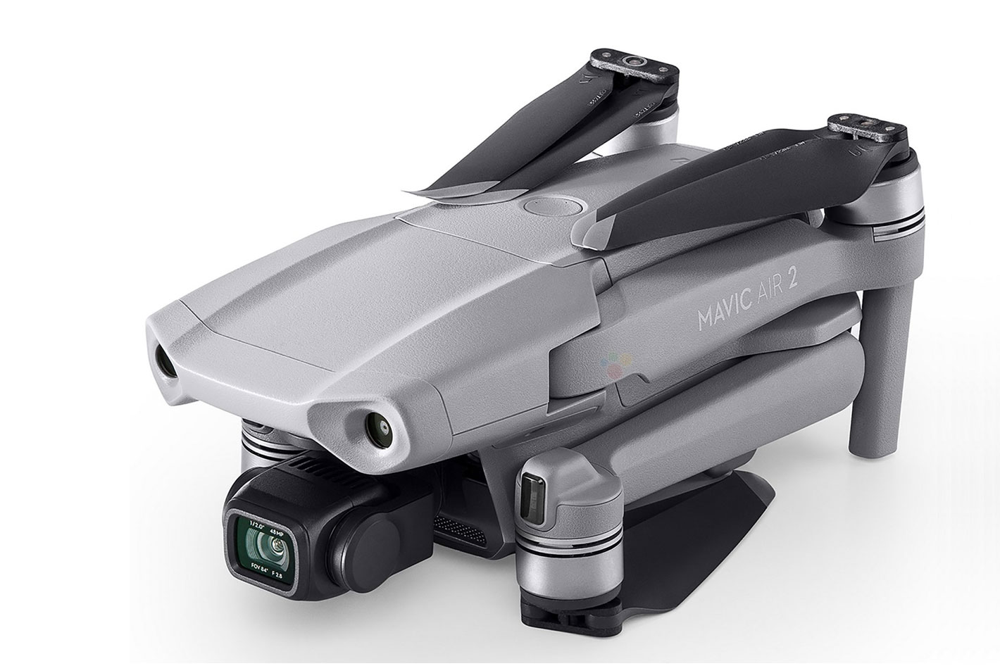 DJI Mavic Air 2: able to fly longer in a slower market 14
